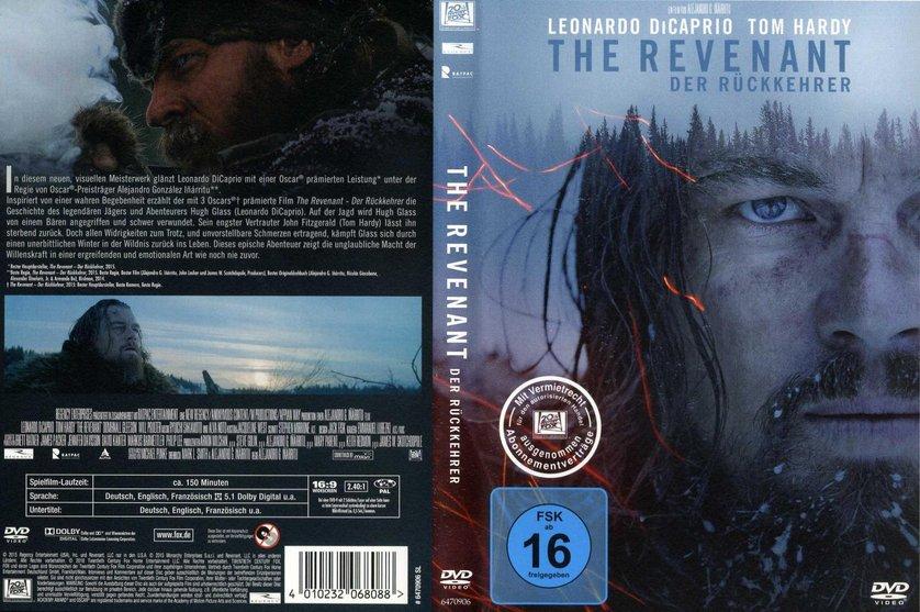The Revenant - Der Rückkehrer Stream Deutsch