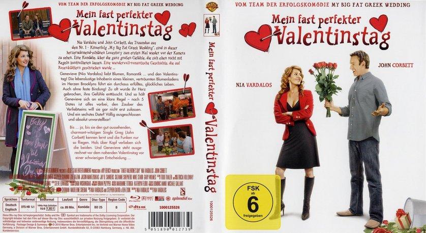 Mein Fast Perfekter Valentinstag (Blu Ray)