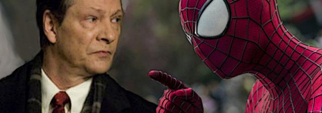 Chris Cooper: Seltsame Einführung für Norman Osborn