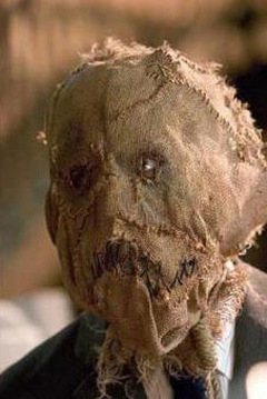 Scarecrow in 'Batman Begins'