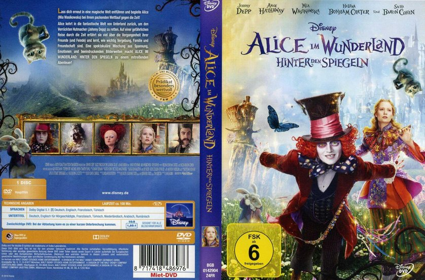 Hinter Den Spiegeln: DVD Oder Blu