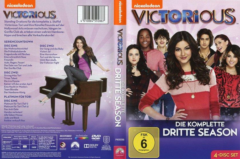 Victorious - Staffel 3: DVD oder Blu-ray leihen ...