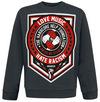 Hardcore Help Foundation Love Music powered by EMP (Sweatshirt)
