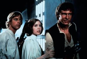 Harrison Ford in 'Star Wars - Episode IV - Eine neue Hoffnung' © 20th Century Fox