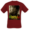 Bob Marley Root Rock Raggae powered by EMP (T-Shirt)