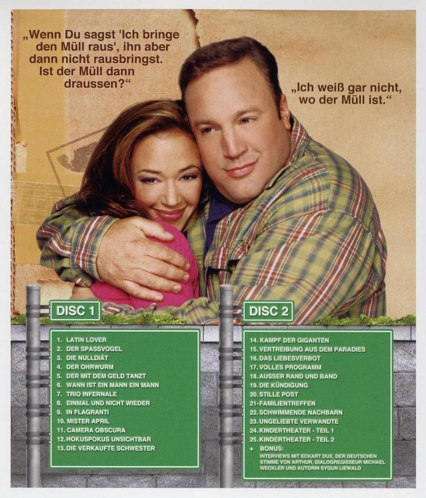 The King Of Queens Staffel 3 Dvd Oder Blu Ray Leihen