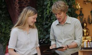 2011 mit Owen Wilson in 'Midnight in Paris' © Concorde
