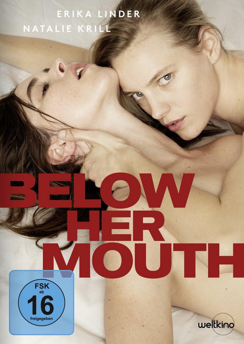 below her mouth german stream