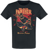 Avengers Black Panther - Warrior Prince powered by EMP (T-Shirt)