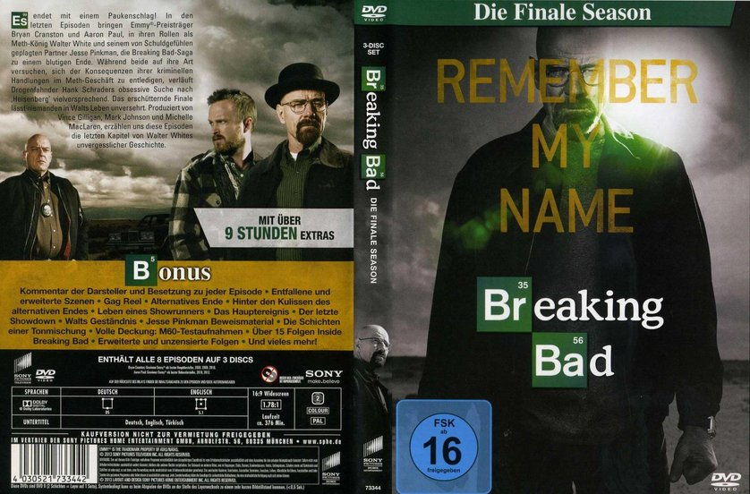 Breaking Bad Staffel 6 Deutsch