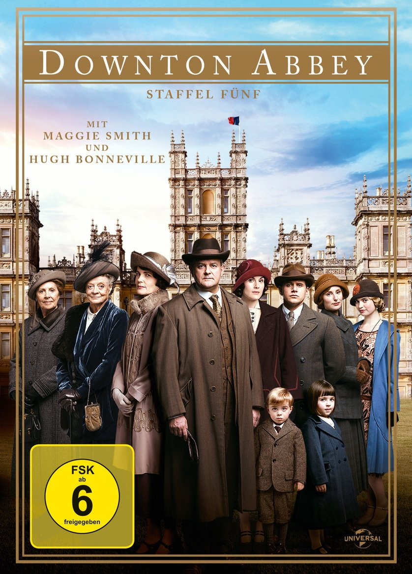 Downton Abbey Staffel 6 Ausstrahlung