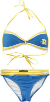 Riverdale Riverdale High Bikini-Set blau gelb powered by EMP (Bikini-Set)