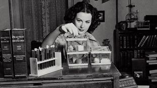 Genial und ihrer Zeit voraus: Erfinderin Hedy Lamarr © NFP