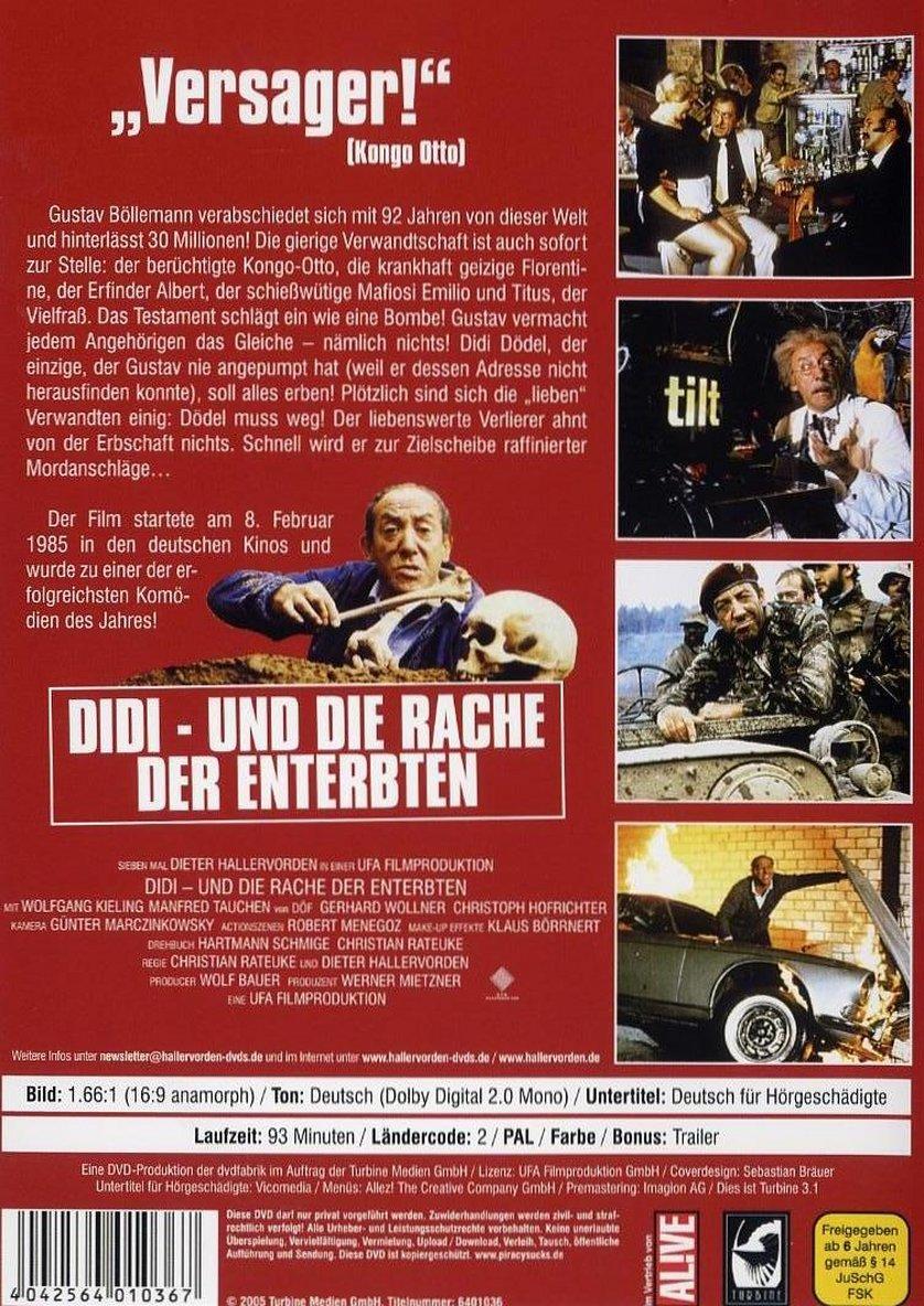 Didi Und Die Rache Der Enterbten Stream