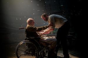 Patrick Stewart & Hugh Jackman