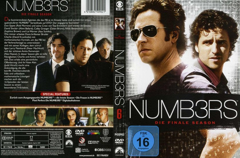 Numb3rs Stream Deutsch