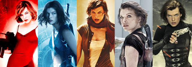 Resident Evil 6: 'Resident Evil 6' Drehstart erst 2015 - Milla ist schwanger!