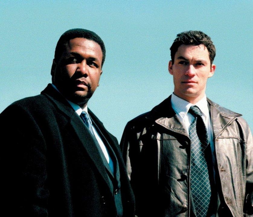The Wire - Staffel 2: DVD oder Blu-ray leihen - VIDEOBUSTER.de