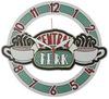 Friends Central Perk powered by EMP (Wanduhr)