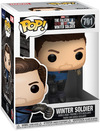 The Falcon And The Winter Soldier Winter Soldier Vinyl Figur 701 powered by EMP (Funko Pop!)