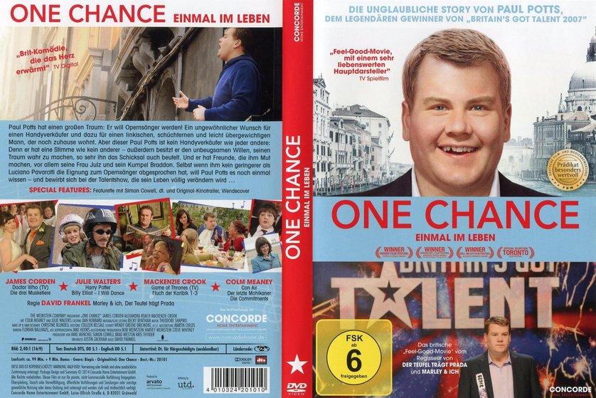 One Chance Einmal Im Leben Stream