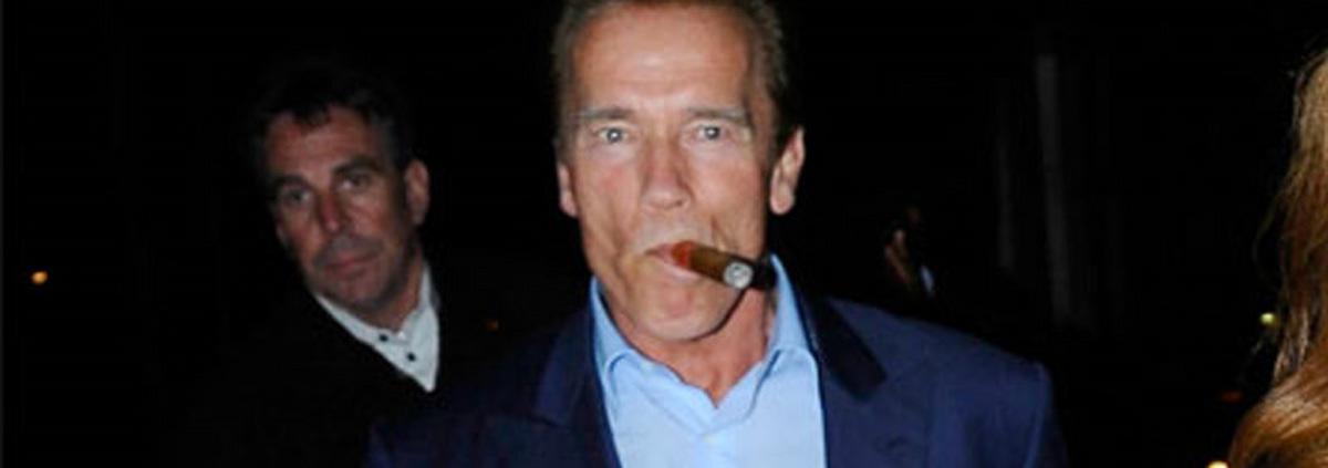 Arnold Schwarzenegger: Go West - Arnie! Vom Gouverneur zum Cowboy?