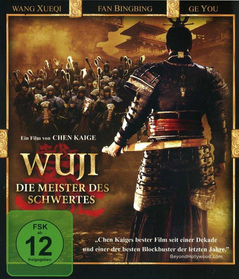 Wu Ji Die Meister Des Schwertes