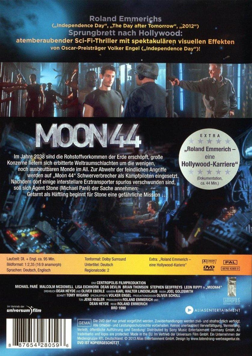 Moon 44 Stream