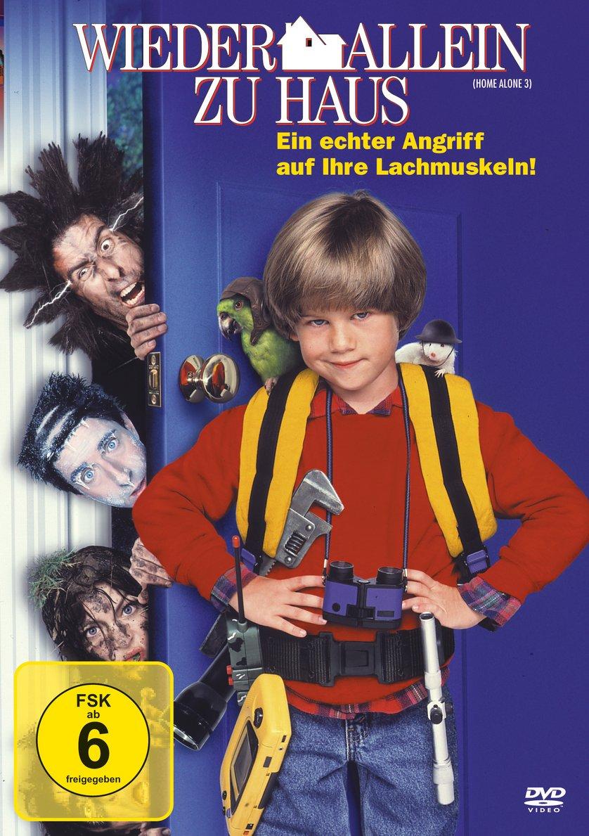 Kevin 3 Wieder Allein Zu Haus Dvd Oder Blu Ray Leihen