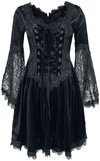 Sinister Gothic Gothic Lolita Minidress powered by EMP (Kurzes Kleid)