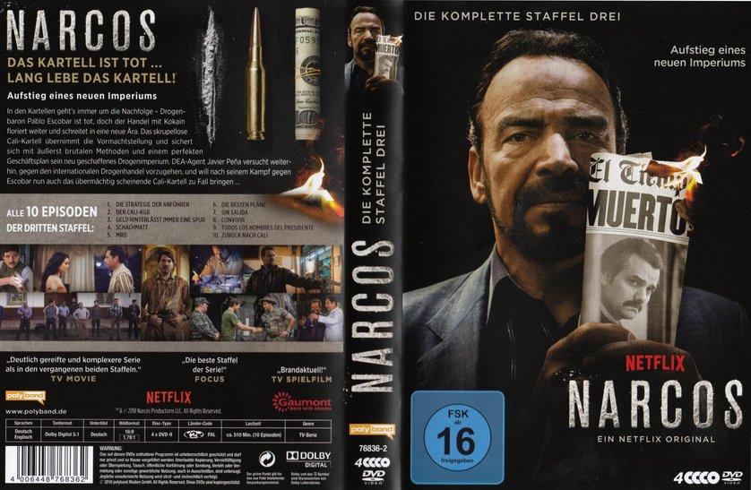 narcos staffel 2 untertitel
