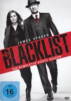 The Blacklist - Staffel 4