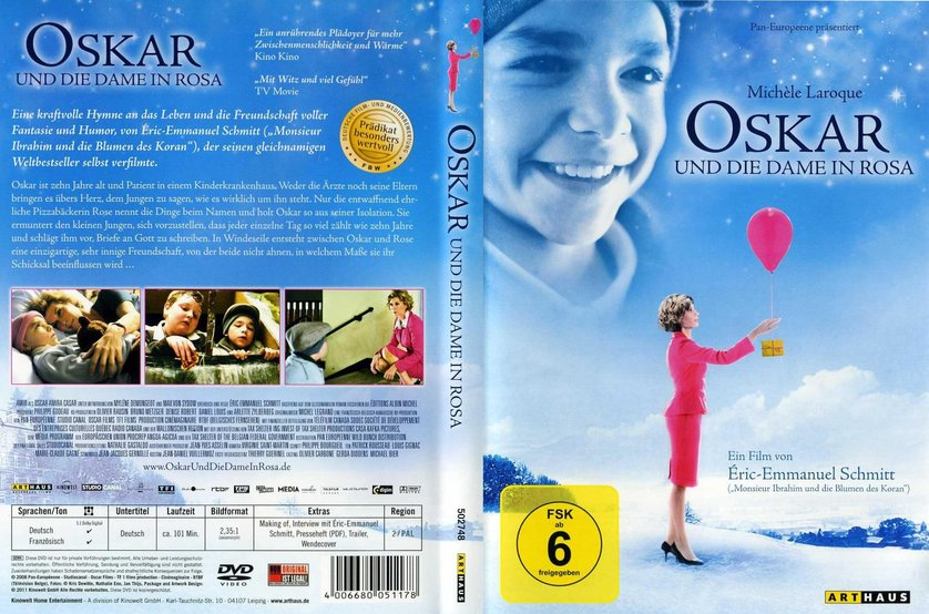 Oskar Und Die Dame In Rosa Stream