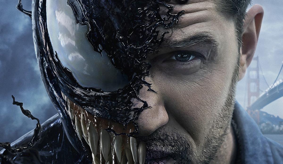 Venom: Tom Hardy wird zum Anti-Helden 'Venom'