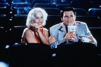 Patricia Arquette und Christian Slater in 'True Romance' © Warner