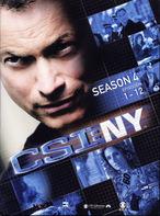 CSI: New York - Staffel 4