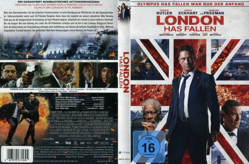 London Has Fallen Stream Deutsch Kkiste