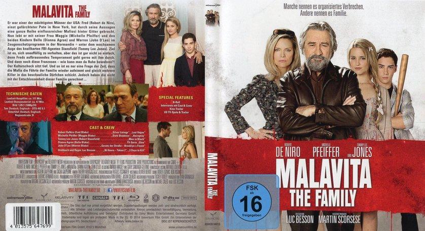 Malavita The Family