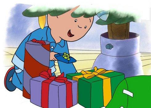 Caillou Weihnachten.Weihnachten Mit Caillou Dvd Oder Blu Ray Leihen