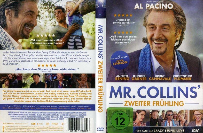 Mister Collins Zweiter Frühling
