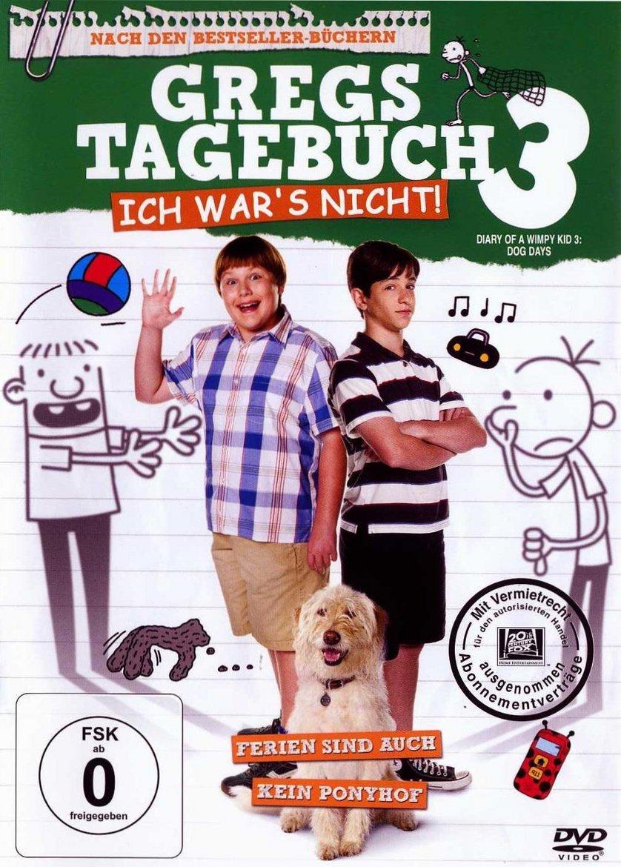 Gregs Tagebuch 3: DVD oder Blu-ray leihen - VIDEOBUSTER.de