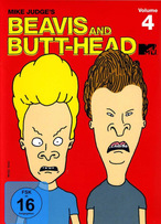 Beavis and Butt-Head - The Mike Judge Collection - Volume 4