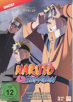 Naruto Shippuden - Staffel 25