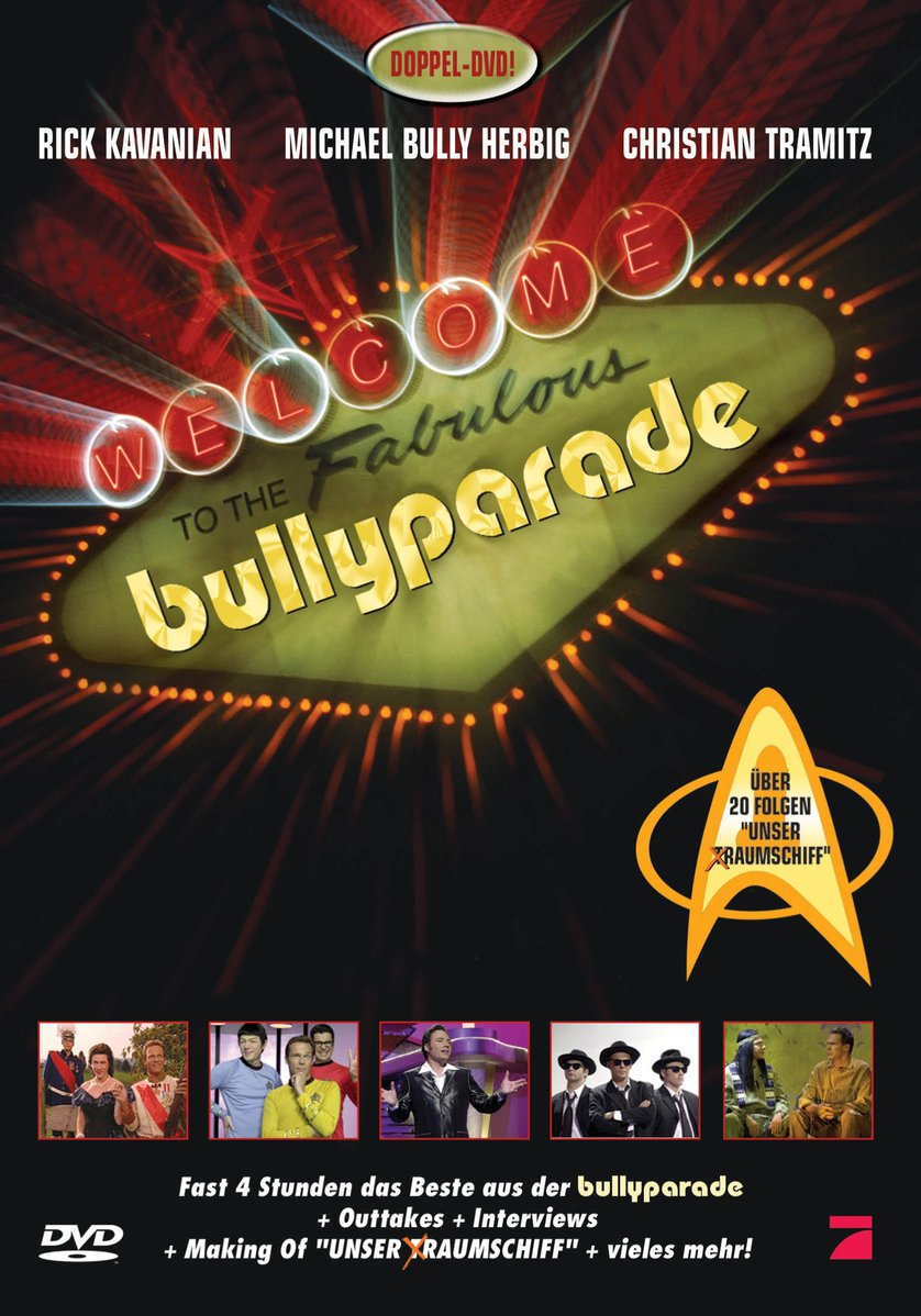 Bullyparade Serie