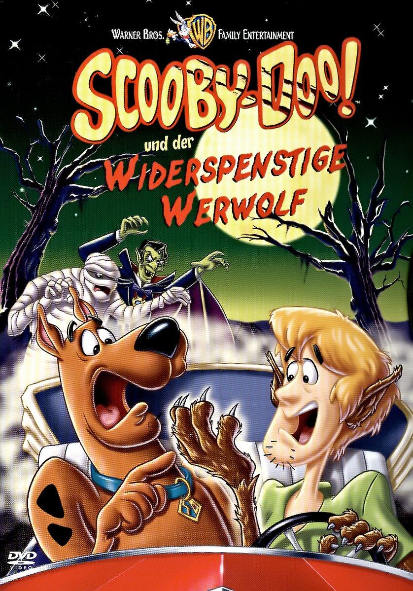 Scooby doo und der widerspenstige werwolf dvd oder blu - De scooby doo ...
