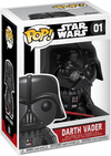 Star Wars Darth Vader Vinyl Bobble-Head 01 powered by EMP (Funko Pop!)