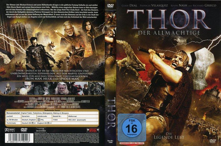 Thor – Der Allmächtige