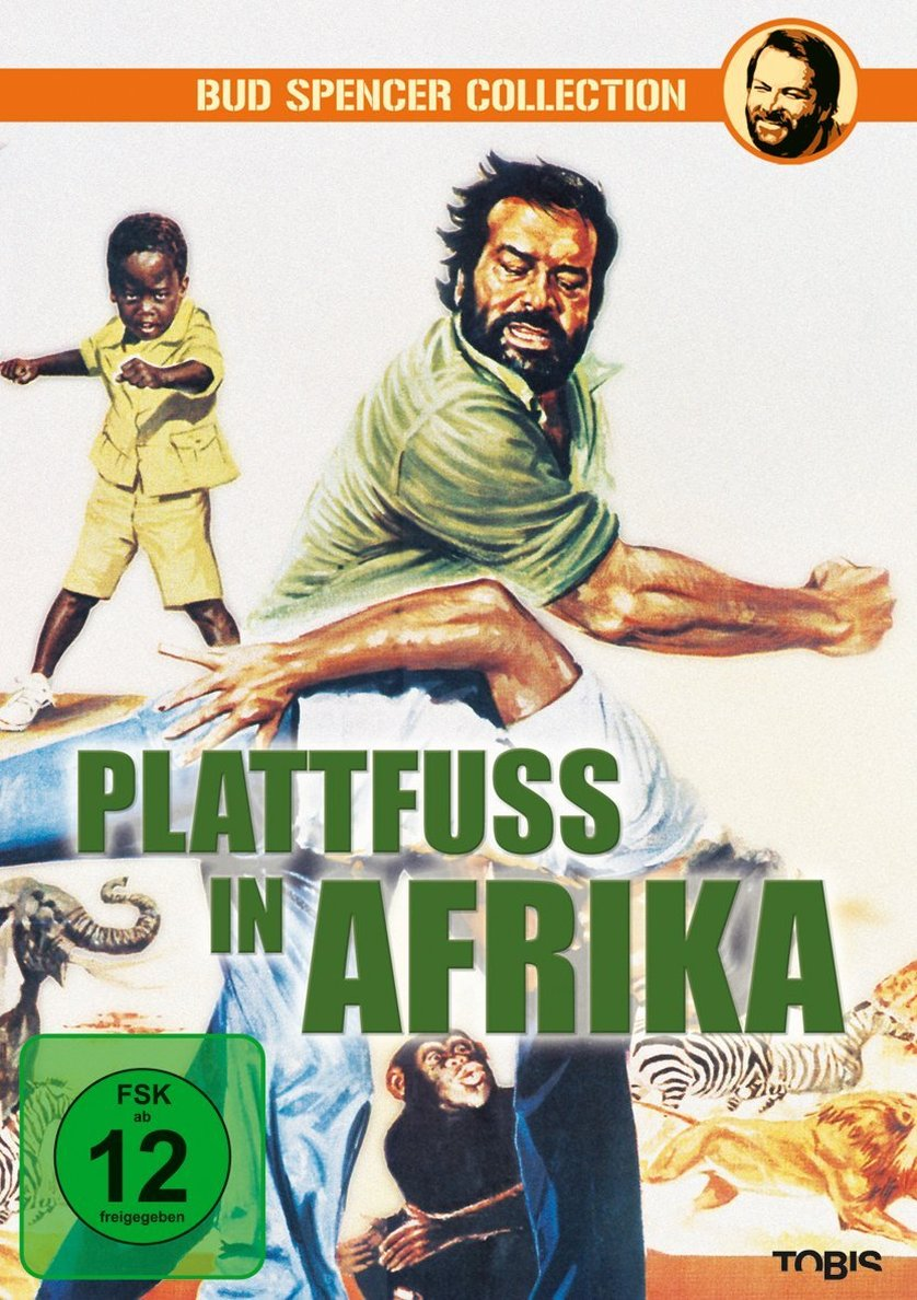 Plattfuß In Afrika Stream