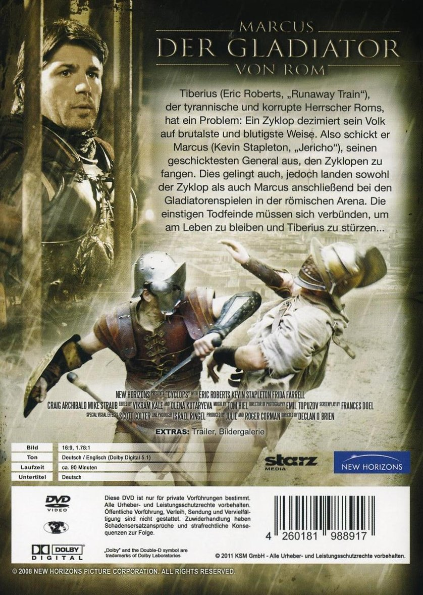 Der Gladiator Stream