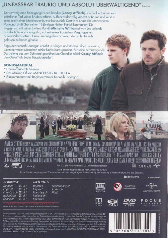 Manchester By The Sea Trailer Deutsch